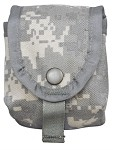 Used ACU MOLLE Hand Grenade Pouch
