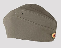 New German Military Moleskin Garrison Cap