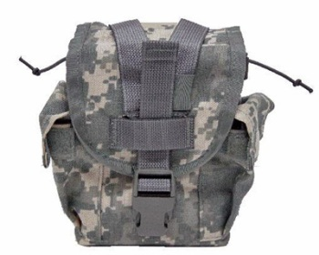 New & Used Government Issue ACU Canteen/General Purpose Pouch