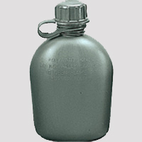 New or Used 1 Quart Olive Drab Canteen