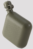 New & Used Government Issue 2 Quart Olive Drab Canteen