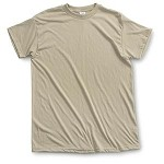 Used Army Tan T-Shirts (2 pack)