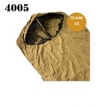ANMExpo Special * Used Coyote USMC 3-Season Improved Bivy Cover - Ripped Mesh