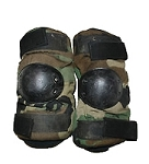 New or Used Government Issue Elbow Pads