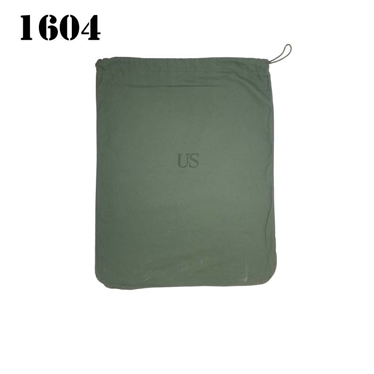 ANMExpo Special * Used Government Issue Olive Drab Cotton Laundry Bag