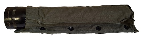 New U.S. G.I. Olive Drab Heed Pouch (Flashlight Pouch)