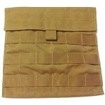 Used Government Issue USMC Eagle Industries Coyote Side Pocket Plate Carrier
