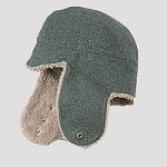 Used Swiss Military Cold Weather Pile Cap