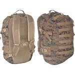 Used Government Issue MARPAT Woodland Digital Assault Pack