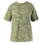 New X-Camo T-Shirt without Pocket
