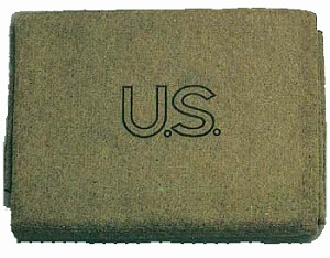 New U.S. Style 3lb. Military Blanket