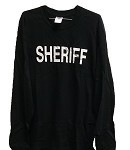 SHERIFF Printed Long Sleeve Shirt